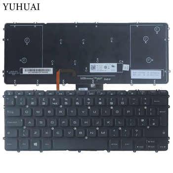 新しい英国ノートパソコンのキーボードの Dell Precision M3800 XPS 15 9530 黒のキーボード - DISCOUNT ITEM  6% OFF パソコン & オフィス