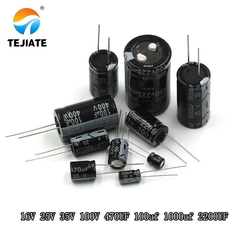 25V 3300uF capacitor 3300 micro farad 25 volt