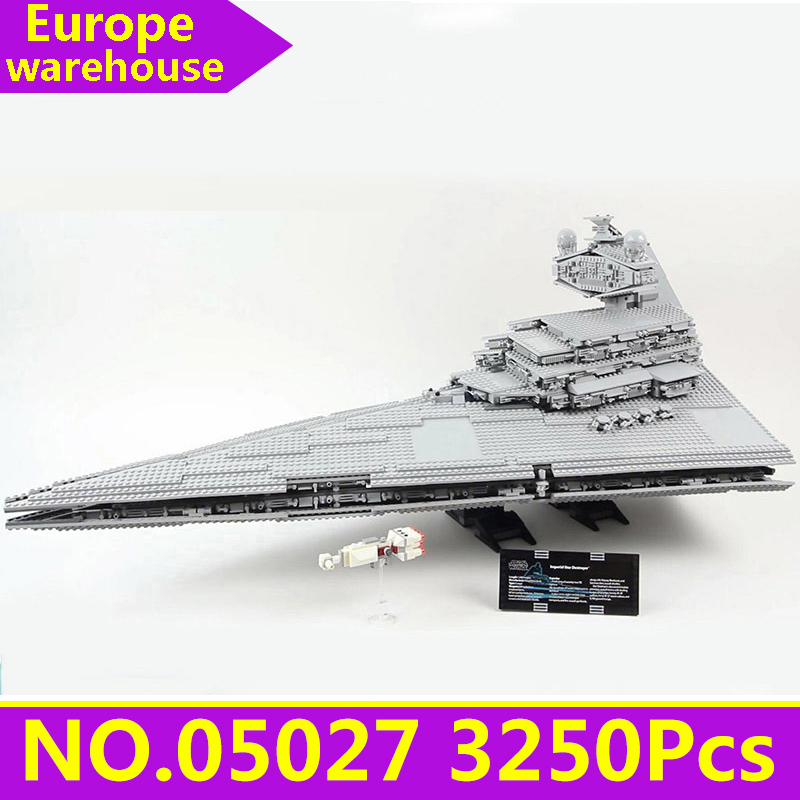 Lepinblocks Star Wars Ship 05027 05028 Super Star Destroyer Model Building Blocks Set 10221 Toys For Children Gift King Bricks-in Blocks from Toys & Hobbies