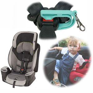 1 шт. Новое пластиковое автомобильное место для ключа легкое автомобильное сиденье отстегивающийся детский безопасный брелок для ключей на...