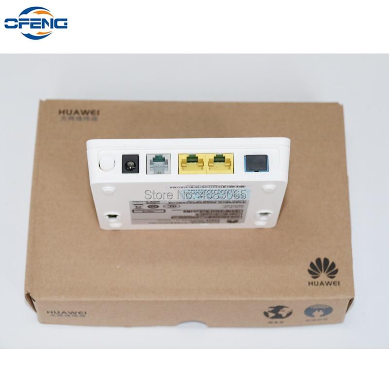 Free Shipping Huawei HG8120C 1GE+1FE +1PORT Fiber Optic ONU ONT Gpon Modem VIOP Huawei Fiber Optic Router