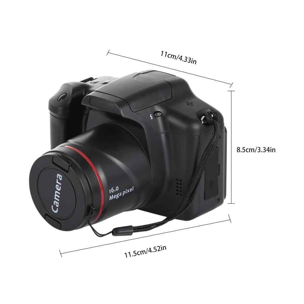 דיגיטלי HD מצלמה מצלמת וידאו מלא HD 1080P וידאו מצלמה 16X זום AV ממשק 2.4 אינץ LCD מסך AVI וידאו פורמט JPEG תמונה
