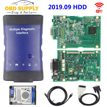 2019.09 Newest for GM MDI MDi 2 Multiple Diagnostic Interface For GM MDI2 WIFI Multi-Language For Opel Scanner