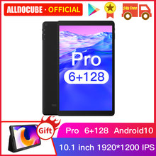 ALLDOCUBE IPlay20 Pro 10.1 Inci Android 10 Tablet 6GB RAM 128GB ROM SC9863A Tablet PC 1920 * 1200IPS iplay 20 Pro(China)