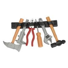 6 шт., детские инструменты для ролевых игр, набор туалетных принадлежностей, ударная отвертка, Tongers Levert, детские игрушки для мальчиков, Brinquedos Menino