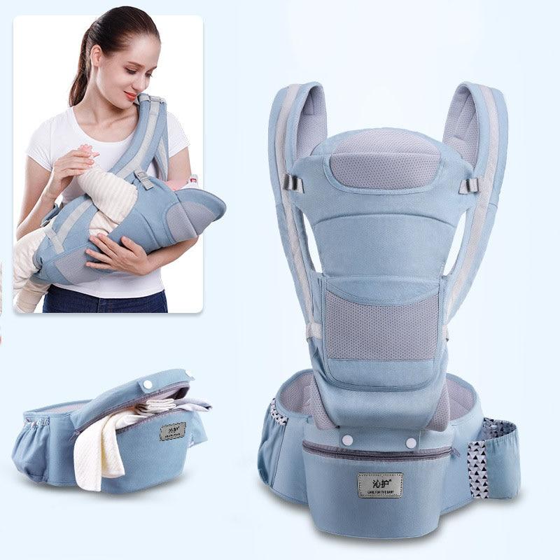 Ergonomic Baby Carrier Waist Stool Multifunctional  Four Seasons Universal Backrest Artifact Accessories Stuff Sling Wrap