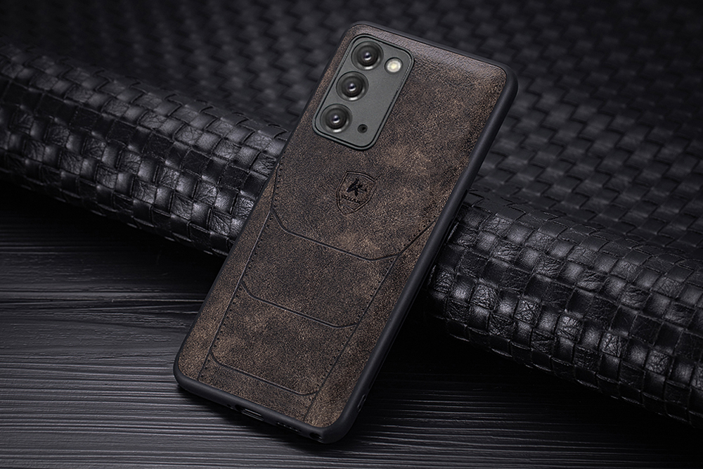 Galaxy NOTE 20 Ultra leather case 15