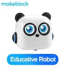Kit de Robot de codificación Makeblock mTiny, robot educativo para niños pequeños, juguete Robot inteligente para niños de 4 +,