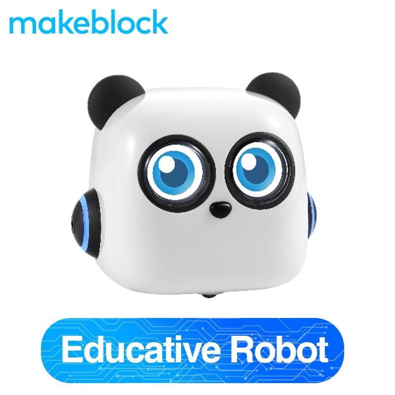 Makeblock mTiny Coding Robot Kit, early children education robot Smart Robot Toy for Kids Aged 4+,(China)