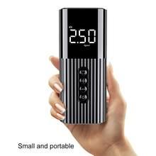 MINI pompe à Air électrique portable pour voiture, compresseur haute pression pour pneus d'automobile