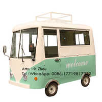3m street fast food ice cream vending kiosk hot dog cart, food trucks usa, mobile electric food truck cart for sale