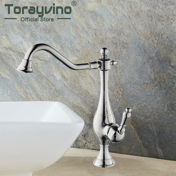 luxury washbasin taps torneira de banheiro chrome brass bathroom basin faucet single handle hot & cold mixer sink tap deck mount