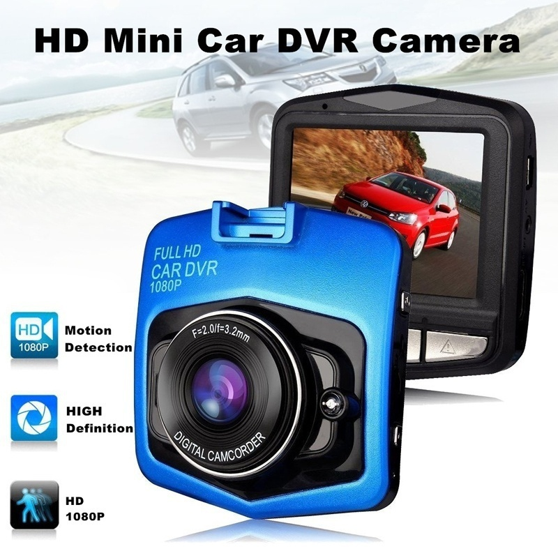 2.4 inch Screen Portable Sport DVR 1080P Full HD 170 Degrees Dash Camera Driving Recorder Support 32G TF Card