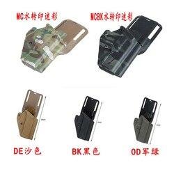 ¡Táctico Airsoft TMC nuevo G17 19 Kydex cinturón funda gota adaptador de liberación rápida funda conjunto para Glock RD Ver!