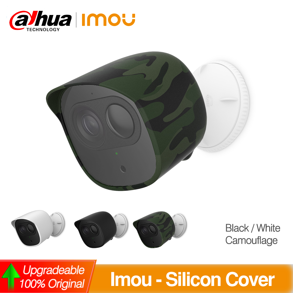 Dahua Imou Silicon Cover For Imou Cell Pro IP Wifi Camera FRS10 FRS10-B FRS10-C Silicon Cover For LOOC-Camouflage