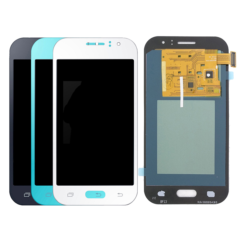 Super AMOLED J110 <font><b>LCD</b></font> Display for <font><b>Samsung</b></font> Galaxy <font><b>J1</b></font> <font><b>ACE</b></font> J110 J110F J110H <font><b>LCD</b></font> Display Display Touch Screen Digitizer Assembly for image