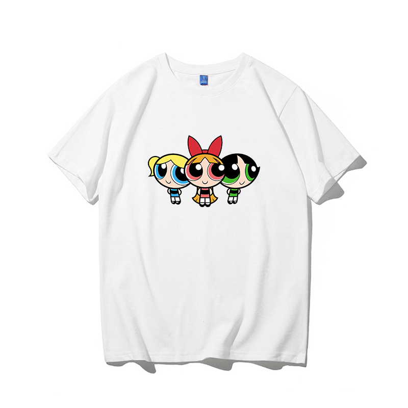 H8738ae0357a74398a2a2adb8f5364c1dw - high quality cotton womens t shirt kawaii cartoon t-shirt femme t shirts vintage tshirt clothes women kpop vintage tee printed