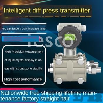 3051TG micro differential pressure sensor 4-20ma liquid level difference transmitter 0 2 5mpa m20 1 5 4 20ma flat membrane pressure transmitter flush diaphragm pressure sensor sanitary pressure transmitter