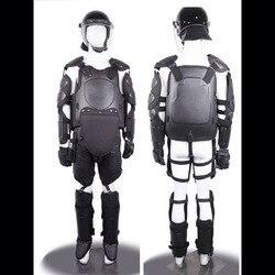 Антибунт костюм для Emn брони безопасности с шлемами огнеупорное защитное оборудование