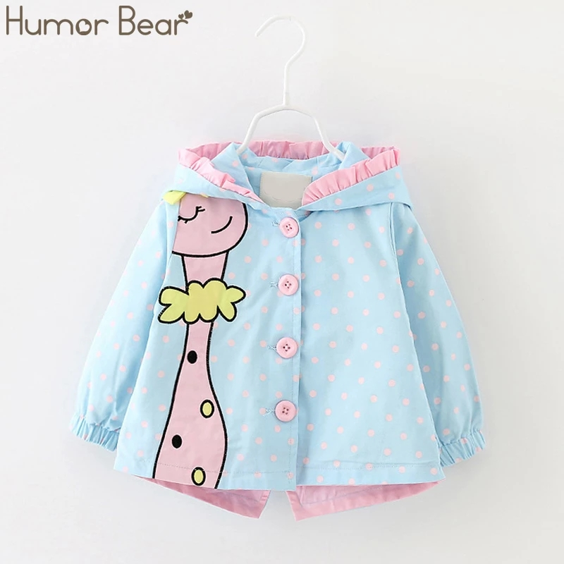 Permalink to Humor Bear Baby Outwear 2019 New Winter Autumn Baby Girls Cartoon Hooded Coats Cute Baby Jackets Kids Girls Clothes For Children