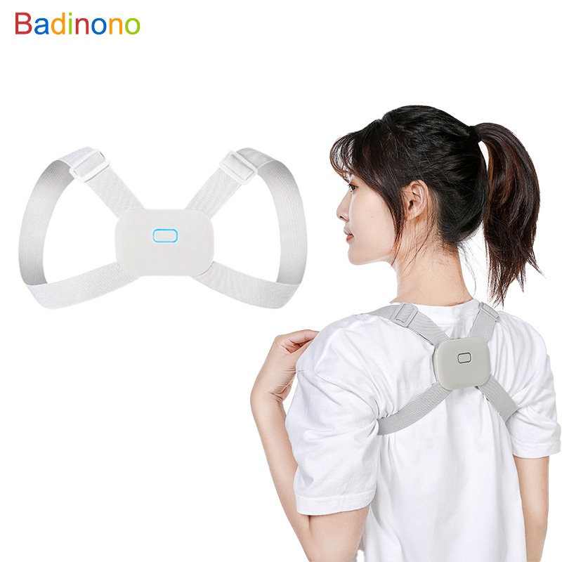 Original intelligent Posture Corrector and Posture Trainer for Back Back Health Benefits and Confidence Builder