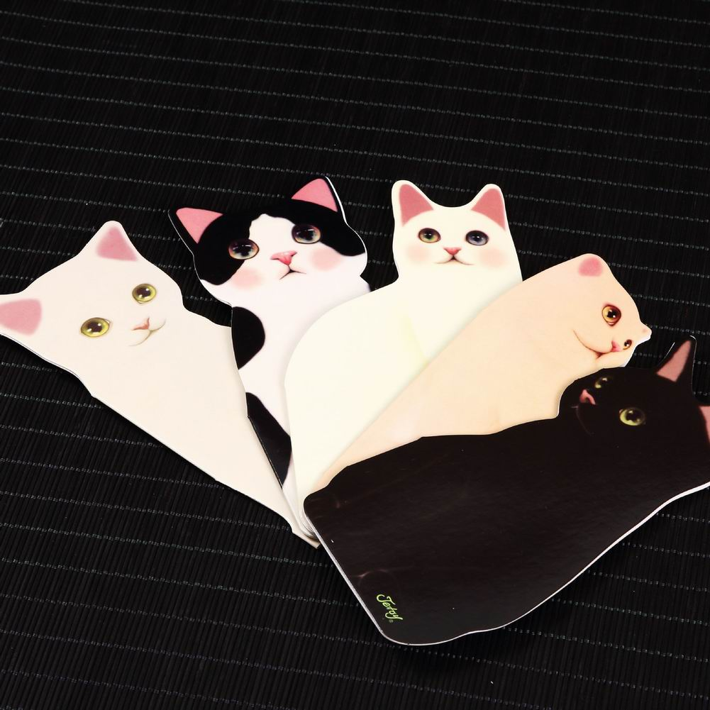 Christmas Cat Card 5 Pack Assorted All OccasionGreeting Cards Sets Bulk Box Set Variety Pack Envelopes