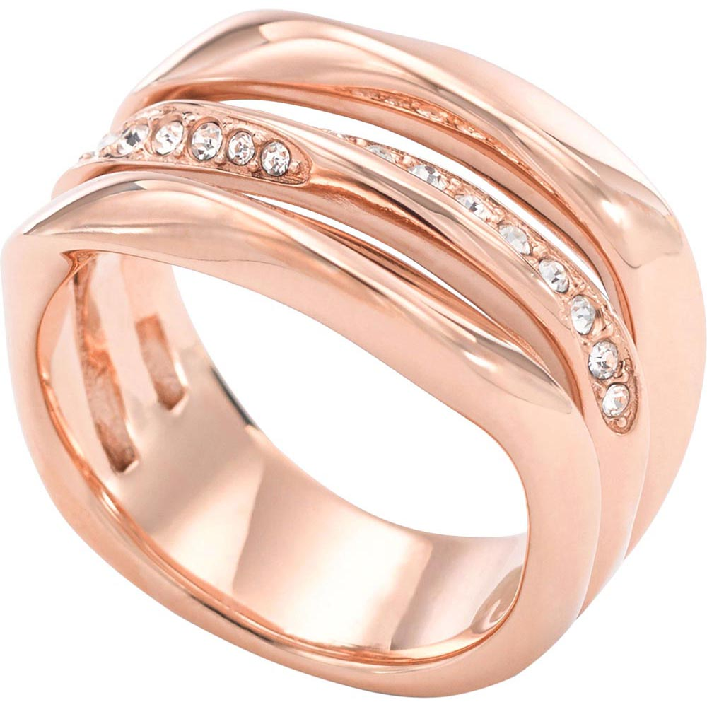 Jewelry Ring Fossil for women JF01321791 Jewellery Womens Rings Jewelry Accessories Bijouterie vintage alloy engraved circle ring for women
