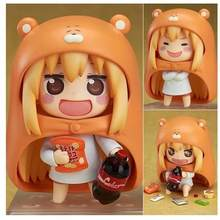 Cartoon 5-10cm Himouto Umaru-chan Umaru Expression Changing Series Anime Action Figure PVC Toy Collection Figures for Kids Gifts