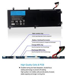 Image 2 - KingSener RRCGW nouveau batterie dordinateur portable pour Dell XPS 15 9550 précision 5510 série M7R96 62MJV 11.4V 56WH gratuit 2 ans de garantie