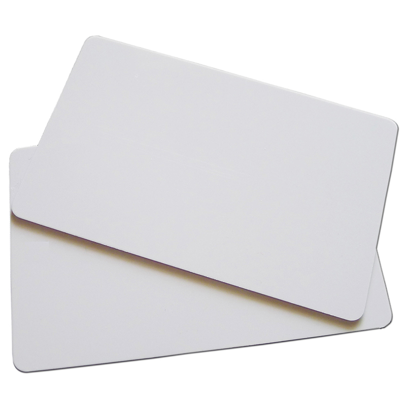 100 Pvc Plastic Cards Plastic Business Cards Hot Stamping Double-Sided Printing Plastic Card Plastic Membership Card