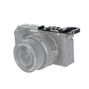 Image 3 - NICEYRIG สำหรับ Sony A6400 A6300 A6000 A6500 เย็นรองเท้าย้ายแผ่นด้านซ้ายสำหรับ Sony A6 Series