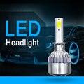 2 шт. автомобильный светильник s H1 светодиодный светильник 3800LM 360 градусов 6000K чистый белый водонепроницаемый для DC6V-36V автомобильный светиль...