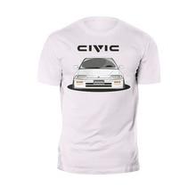 New 2019 Funny Print T Shirt Men Hot T-Shirt Civic Vtec Boost Car Tee 100% Cotton Custom White Made Shirts