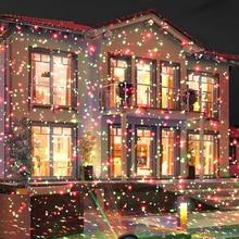 Lighting Laser-Lamp Moving Christmas-Party Garden Outdoor Full-Sky-Star LED Green Lawn