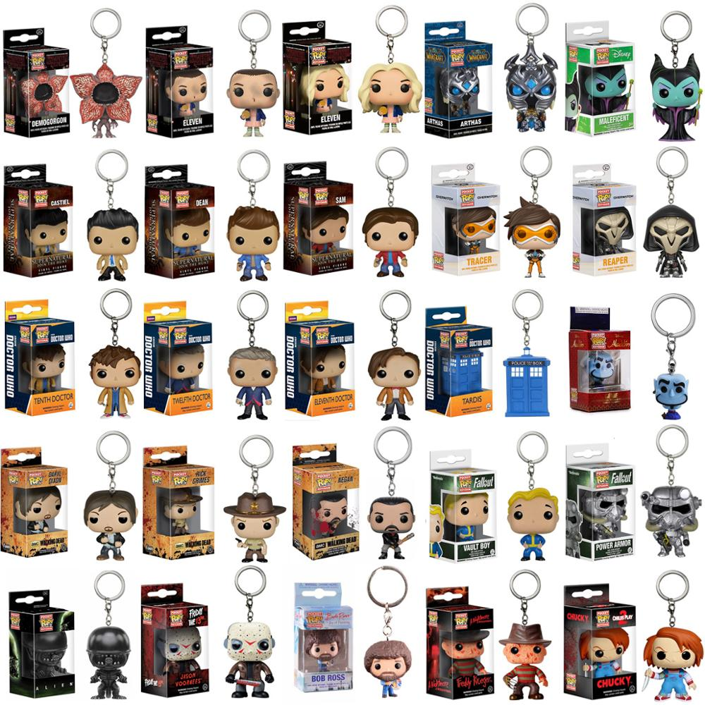 funko-pop-keychain-toys-game-model-firlm-tv-ow-stranger-things-font-b-walking-b-font-font-b-dead-b-font-doctor-who-bob-supernatural-gift-with-retail-box