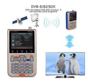 Image 3 - GTmedia V8 Finder Satellite Finder Dvb s2 s2x HD Sat Finder Satellite Signal finder Meter Digital Live Digital satellite Finder
