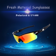 Polarized Cycling Sun Glasses Outdoor Sports Bicycle Glasses Men Bike S