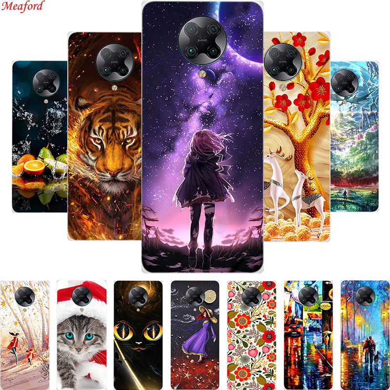 Coque For Xiaomi Pocophone F2 Pro Case Silicone Back Cover Soft Case Redmi K30 Pro Zoom Case Funda For Xiaomi POCO F2 Pro Case