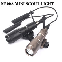 WADSN airsoft M300A MINI SCOUT LIGHT Two Control Kit Version (With SF LOGO)