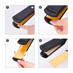 Image 5 - 4 in 1 Hair Curler Professional Hair Crimper Waver Straightener Corrugated Crimping Curling Irons Perm Splint Styling Tools 45