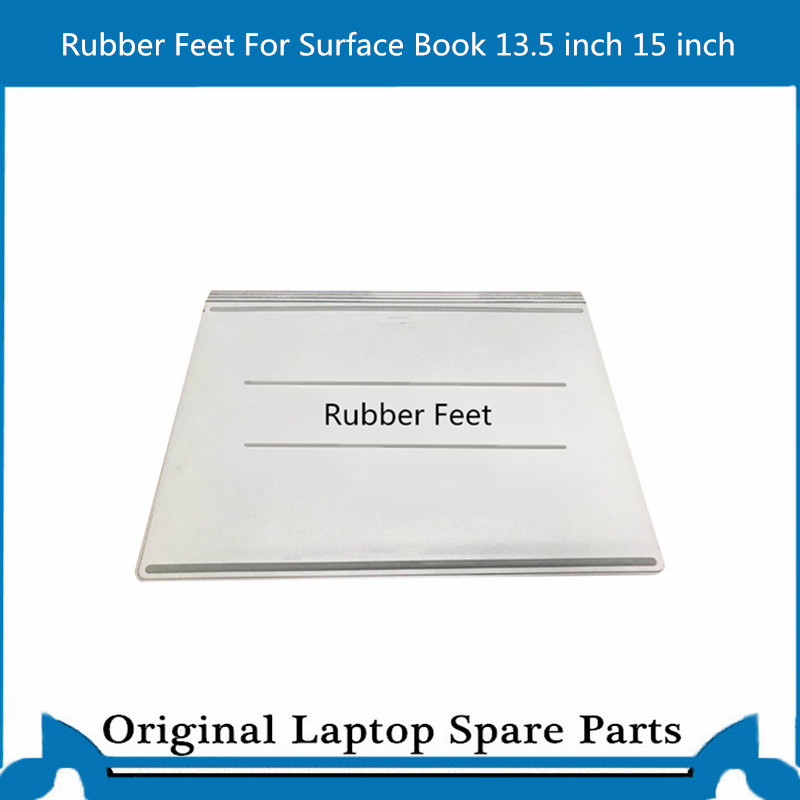Original  Rubber Feet For Surface Book 1 Book 2 Rubber Feet 13.5 Inch 15 Inch With Adhensive