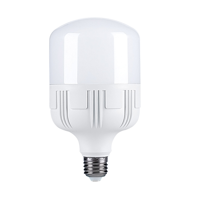 E40 220v LED High Power Energy Saving Light White Warm Yellow Light Bubble Factory Ceiling Lamp 20W 50W 100w 150w 200w 250w