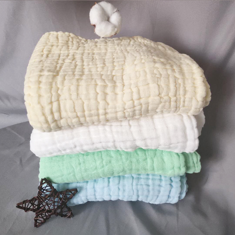 Baby Blankets Newborn Manta Bebe Recien Nacido Baby Blanket Children's Blanket Muslin Diaper Squares Baby Bath Towel Blanket