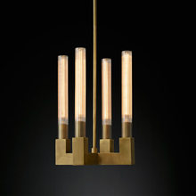 Moderna lámpara personalizada para sala de estar, sala de estar, comedor, estilo nórdico