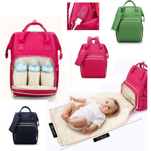 Leisure Travel Bag Replacement Diaper Mummy Large Capacity Pregnant Women Ladies Detachable Baby Pad