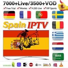 Europe IPTV Spain Portugal France Germany IPTV M3u Subscription 1 Year IPTV Spanish Sweden Albania Turkey Spain IP TV Code europe france iptv european spain nl iptv m3u abonnement 1 année year uk sport francais iptv french reseller panel code for iptv