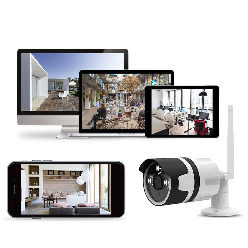 New Wireless CCTV System 720P 1080P 2MP NVR IP IR-CUT outdoor CCTV Camera IP Security System Video Surveillance Kit