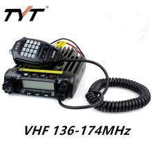 TYT TH-9000D VHF 136-174MHz 200CH 60W Car Truck Mobile Two W