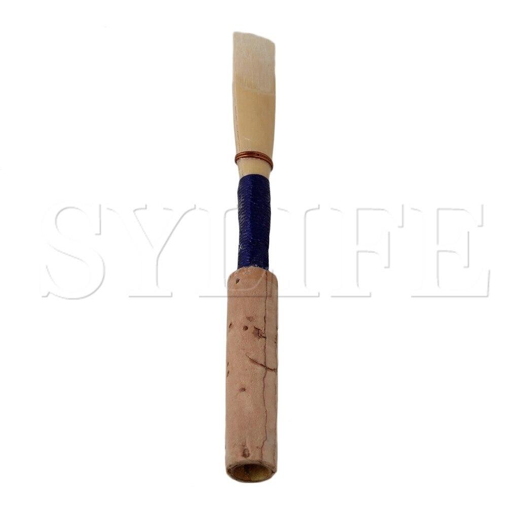 NEW Red Handmade Oboe Reeds Cork Reed Medium W/Case