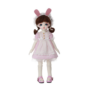 Image 5 - LCC Chloe fullset anzug 1/6 BJD SD Puppe Modell Jungen oder Mädchen Oueneifs yosd napi luts littlefee Spielzeug Mädchen Geburtstag weihnachten